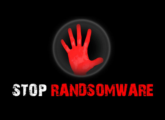 STOP RANSOMWARE